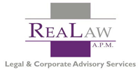 Realaw A.P.M Partners Limited Logo